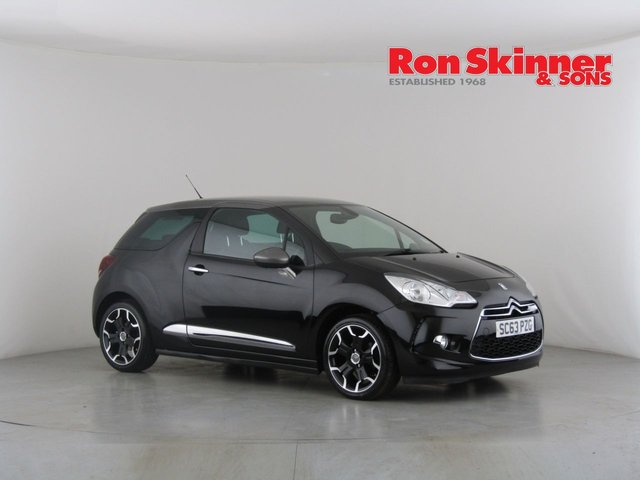 View our 2014 63 CITROEN DS3 1.6 E-HDI DSTYLE PLUS 3d 90 BHP