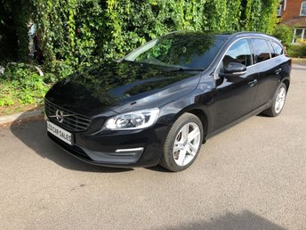 2016 VOLVO V60 2.4 D5 TWIN ENGINE SE NAV AUTOMATIC - ONE OWNER FROM NEW - FULL SERVICE HISTORY - ULEZ COMPLIANT - ELECTRIC SUNROOF, SATELLITE NAVIGATION, BLUETOOTH HANDSFREE & AUDIO STREAMING, DAB RADIO, REAR PARKING SENSORS, REAR PRIVACY GLASS, ROOF RAILS  £15990.00