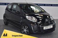 USED 2013 63 CITROEN C1 1.0 VTR 3d 67 BHP (ZERO  ROAD TAX)