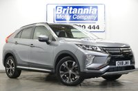 2018 MITSUBISHI ECLIPSE CROSS 1.5 LEVEL 3 AUTOMATIC 4X4 161 BHP £16990.00