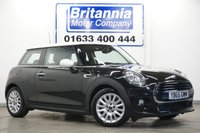 2016 MINI HATCH COOPER 1.5 COOPER CHILLI PACK AUTOMATIC 134 BHP £10990.00