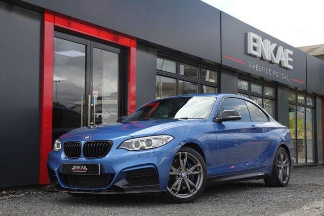 2015 65 BMW M2 3.0 M235I 2d 322 BHP LOADED M PERF CARBON KIT HARMAN KARDON
