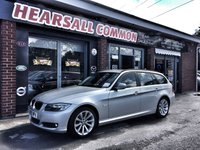 USED 2010 60 BMW 3 SERIES 2.0 320D SE TOURING 5d AUTO 181 BHP