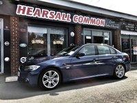 2008 BMW 3 SERIES 2.0 318D M SPORT 4d 141 BHP £4500.00