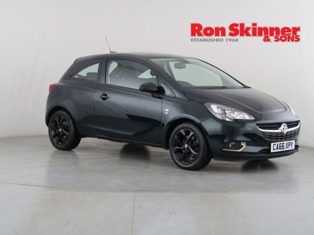 View our 2017 66 VAUXHALL CORSA 1.4 SRI ECOFLEX S/S 3d 99 BHP