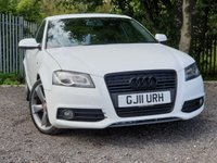 USED 2011 11 AUDI A3 2.0 TDI S LINE SPECIAL EDITION 3d 138 BHP