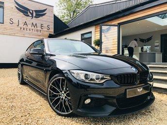 2016 BMW 4 SERIES 3.0 435D XDRIVE M SPORT 2d AUTO 309 BHP £24490.00
