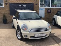 USED 2008 57 MINI HATCH ONE 1.4 ONE 3d 94 BHP WE SPECIALISE IN MINI'S!!!!!!