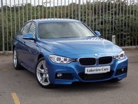 2015 BMW 3 SERIES 2.0 320D XDRIVE M SPORT 4d AUTO 181 BHP £SOLD
