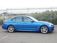 USED 2015 15 BMW 3 SERIES 2.0 320D XDRIVE M SPORT 4d AUTO 181 BHP