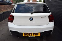 USED 2014 63 BMW M135I 3.0 M135I 3d 316 BHP IMMACULATE LOW MILEAGE EXAMPLE - BMW S/H TO 2018 - FULL LEATHER - BLUETOOTH - STUNNING PERFORMANCE