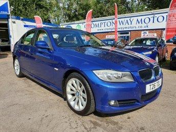 2009 BMW 3 SERIES 2.0 318D SE BUSINESS EDITION 4d 141 BHP £5750.00