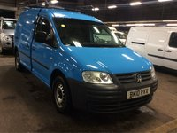 2010 VOLKSWAGEN CADDY MAXI