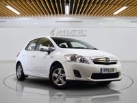 USED 2011 11 TOYOTA AURIS 1.8 T4 5d AUTO 99 BHP **NO ULEZ CHARGE ON THIS VEHICLE** FULL SERVICE HISTORY