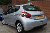 USED 2012 62 PEUGEOT 208 1.2 ACTIVE 5d 82 BHP WE OFFER FINANCE ON THIS VEHICLE