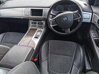 USED 2015 15 JAGUAR XF 2.2 D R-SPORT 4d AUTO 200 BHP