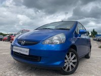 USED 2005 05 HONDA JAZZ 1.3 DSI SE 5d 82BHP MEDIA+NEWEXHAUST+CLEARHPI+CLEANCAR+