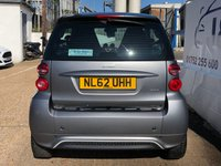 USED 2012 62 SMART FORTWO 1.0 PASSION MHD 2d AUTO 71 BHP