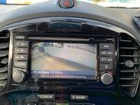 USED 2014 64 NISSAN JUKE 1.6 ACENTA PREMIUM XTRONIC 5d AUTO 117 BHP