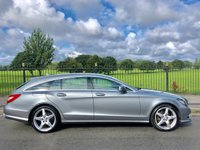 USED 2014 14 MERCEDES-BENZ CLS CLASS 2.1 CLS250 CDI BLUEEFFICIENCY AMG SPORT 5d AUTO 202 BHP