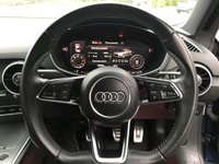 USED 2015 15 AUDI TT 2.0 TDI ULTRA SPORT 2d 182 BHP ****1Owner,VirtualCockpit,DriveSelect,HeatedSeats****
