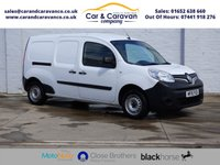 USED 2015 15 RENAULT KANGOO MAXI 1.5 LL21 CORE DCI 1d 110 BHP One Owner Renault History A/C Buy Now, Pay Later Finance!
