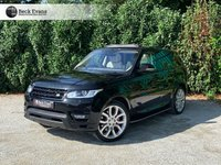 USED 2017 17 LAND ROVER RANGE ROVER SPORT 3.0 SDV6 AUTOBIOGRAPHY DYNAMIC 5d AUTO 306 BHP VAT  QUALIFYING