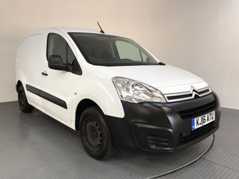 2016 CITROEN BERLINGO 1.6 625 ENTERPRISE L1 HDI 1d 74 BHP £6000.00