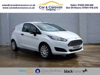 USED 2015 15 FORD FIESTA 1.5 BASE TDCI 3d 74 BHP One Owner FORD Dealer History Buy Now, Pay Later Finance!