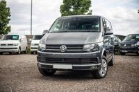 USED 2018 68 VOLKSWAGEN TRANSPORTER T32 TDI KOMBI SWB HIGHLINE DSG (AUTO) GEARBOX 150 BLUEMOTION EURO 6 Comfort Dashboard, Sat Nav (Discovery media unit), Front and Rear parking sensors, Reversing Camera, Electric Folding mirrors, Cab Carpet, Twin Side loading doors - both with power latching soft close, Heated front seats, Single front seats with armrests and lumbar support, 2 +1 split rear seats (for versatility and easy removal) and Vinyl upholstery + more!