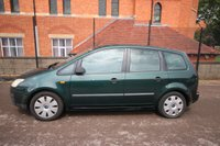 USED 2005 54 FORD C-MAX 1.6 C-MAX LX TDCI 5d 110 BHP LOW MILES + AIR CON +  NEW MOT + AIR CON + LOW MILES