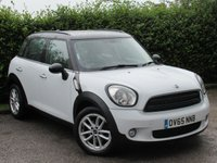 USED 2015 65 MINI COUNTRYMAN 2.0 COOPER D BUSINESS 5d * MAIN DEALER SERVICE HISTORY *