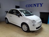 USED 2012 12 FIAT 500 1.2 POP 3d 69 BHP * TWO OWNERS WITH HISTORY *