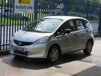USED 2013 13 HONDA JAZZ 1.2 I-VTEC S 5dr Electric windows Central locking Service history Low Mileage & Full Service History