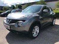 2012 NISSAN JUKE 1.6 ACENTA PREMIUM 5d AUTO 117 BHP £SOLD