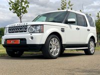 USED 2011 04 LAND ROVER DISCOVERY 4 3.0 TDV6 HSE AUTO 245 BHP 7 SEATER 5DR ESTATE TRIPLE ROOF+REAR ENTERTAINMENT+HUGE SPEC
