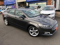 USED 2016 16 FORD MONDEO 1.5 TITANIUM 5d 159 BHP NAVIGATION  ** RAC BUYSURE INSPECTED **