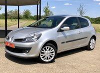 USED 2005 55 RENAULT CLIO 1.6 DYNAMIQUE S 16V 111 BHP 3DR HATCH BACK GLASS ROOF+MAY 2020 MOT+A/C+
