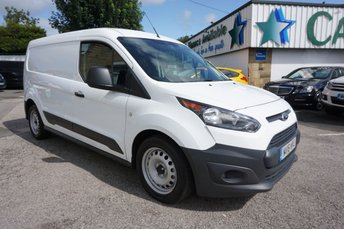 2016 FORD TRANSIT CONNECT 1.5 TDCI 210 L2 LONG WHEELBASE 5DR ( EURO 6 ! ) £7989.00
