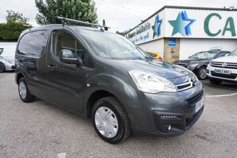 2016 CITROEN BERLINGO L1 1.6 HDI ENTERPRISE 5DR  ( 24000 MILES & NO VAT !! ) £8989.00