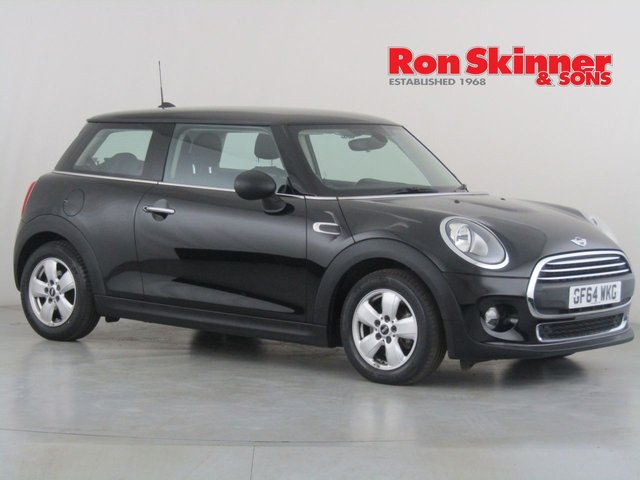View our 2014 64 MINI HATCH ONE 1.5 ONE D 3d 94 BHP with Pepper Pack