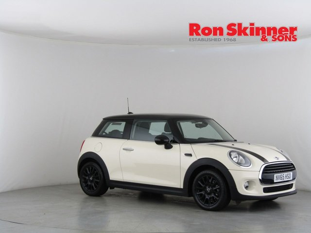 View our 2015 65 MINI HATCH COOPER 1.5 COOPER D 3d 114 BHP with CHILI Pack