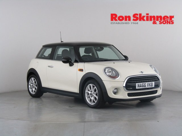 View our 2016 66 MINI HATCH COOPER 1.5 COOPER 3d 134 BHP with Pepper Pack
