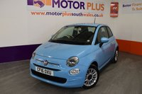 USED 2016 16 FIAT 500 1.2 POP STAR 3d 69 BHP