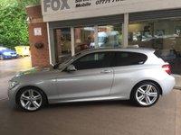 2014 BMW 1 SERIES 2.0 118D M SPORT 3d 141 BHP £9975.00