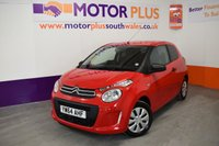 USED 2015 64 CITROEN C1 1.0 TOUCH 3d 68 BHP