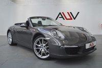 USED 2014 14 PORSCHE 911 3.4 CARRERA PDK 2d AUTO 350 BHP