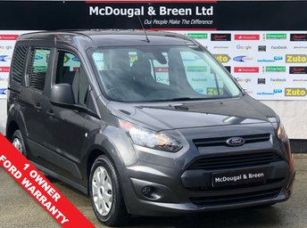 2018 FORD TOURNEO CONNECT
