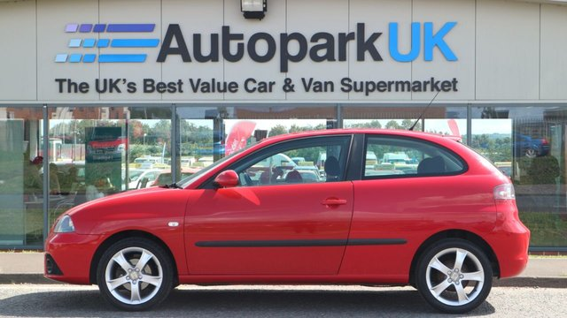 USED 2007 07 SEAT IBIZA 1.4 SPORT 16V 3d 85 BHP GREAT VALUE AT OUR LOW PRICE  *