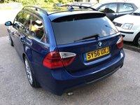 USED 2006 56 BMW 3 SERIES 2.0 320D M SPORT 5d 161 BHP